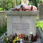 Grób Gabriela Zapolska